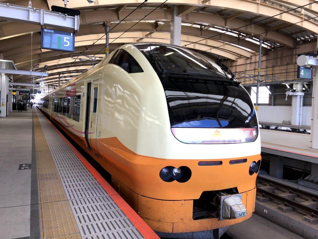 E653系特急電車